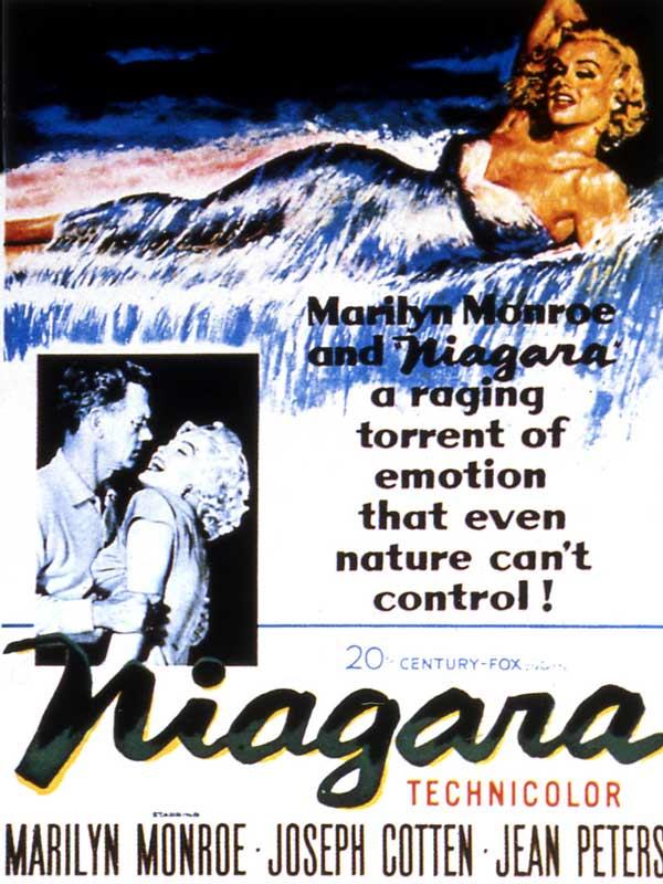 Achat Niagara en DVD - AlloCiné