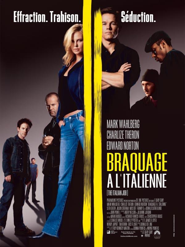 Braquage A L Italienne Film 2003 Allocine