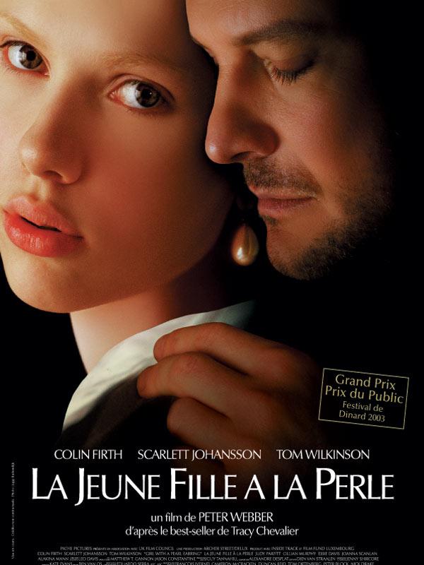 La Jeune fille à la perle - film 2003 - AlloCiné