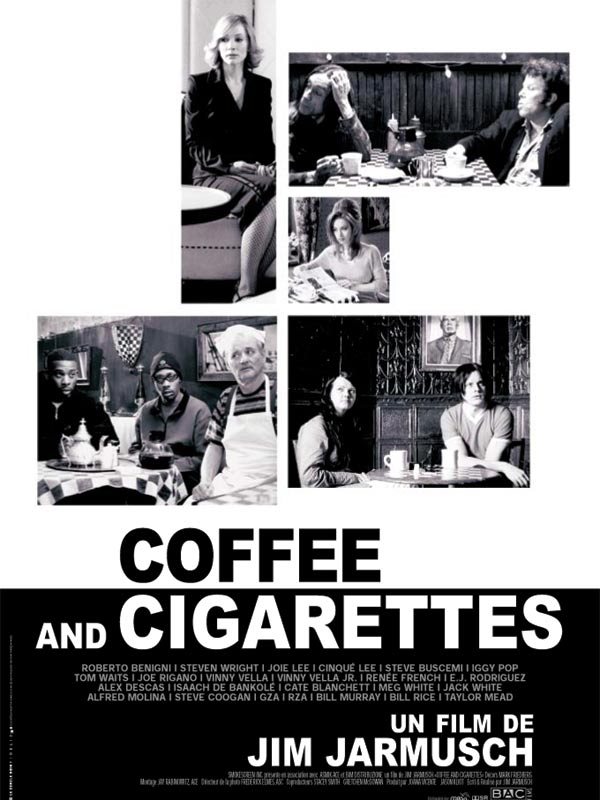 Télécharger Coffee and cigarettes HD VF Uploaded