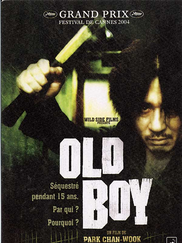 affiche Old Boy (35MM)