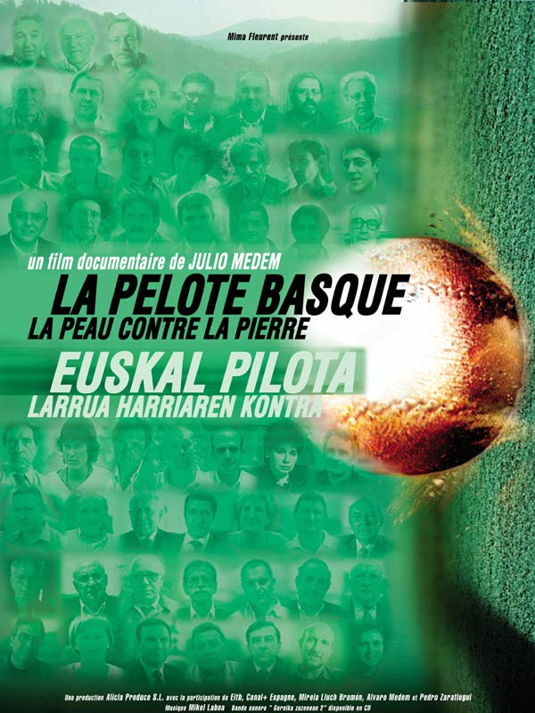 La Pelote basque : la peau contre la pierre