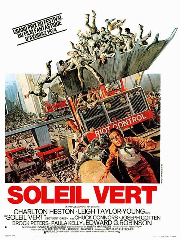 Achat Soleil Vert En Dvd Allocine