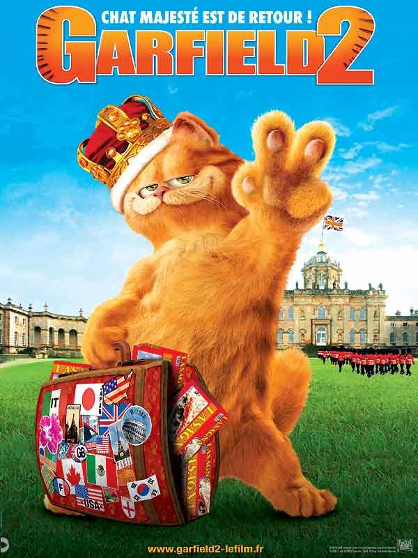 Garfield Film Stream