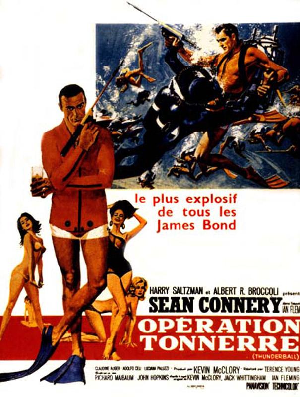 Opération Tonnerre - film 1965 - AlloCiné