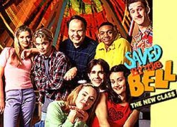 Affiche de la série Saved by the Bell: The New Class
