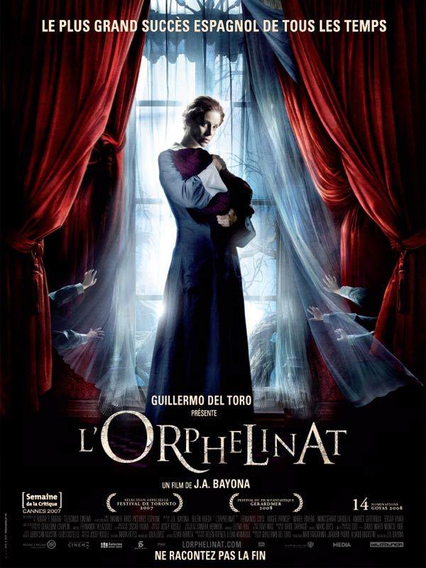 Achat L'Orphelinat en DVD - AlloCiné