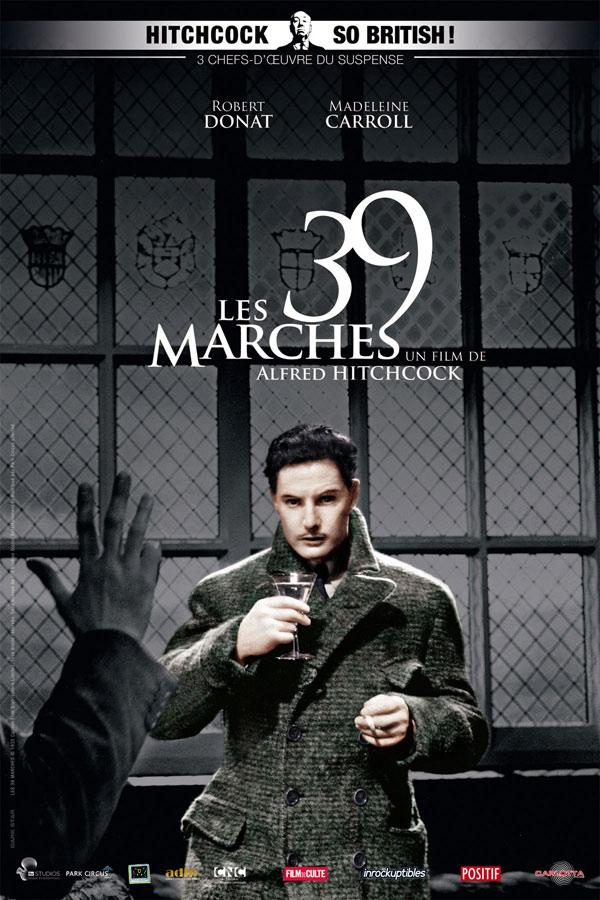 Télécharger Les 39 marches Gratuit HD