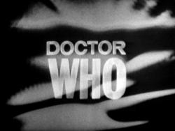 Affiche de la série Doctor Who (1963)