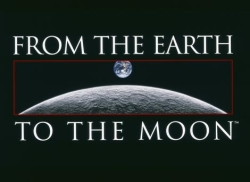 Affiche de la série From the Earth to the Moon