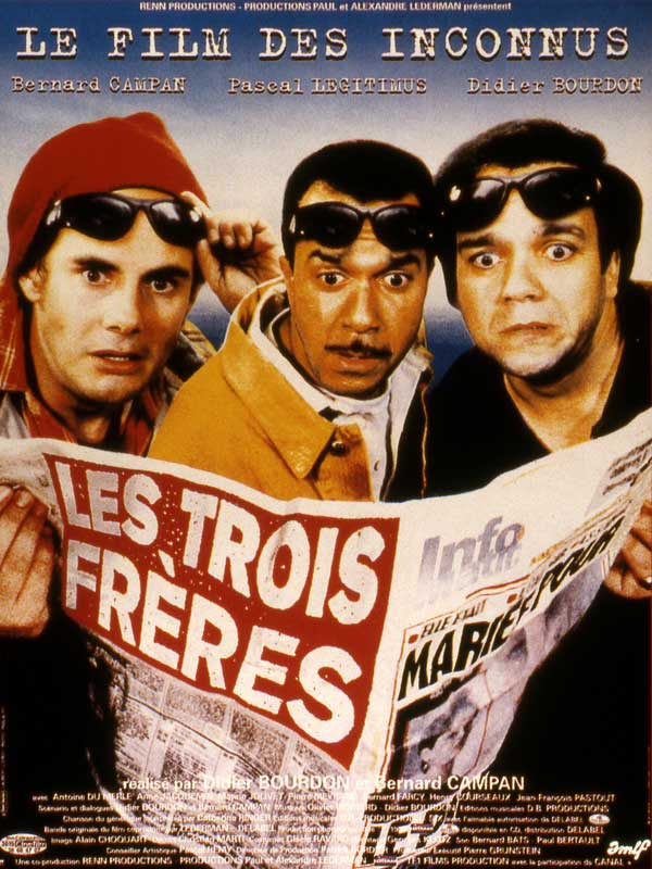 Les trois frères streaming