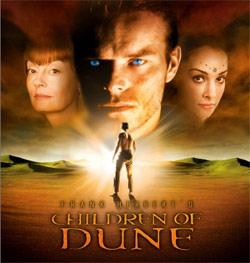 Affiche de la série Children of Dune