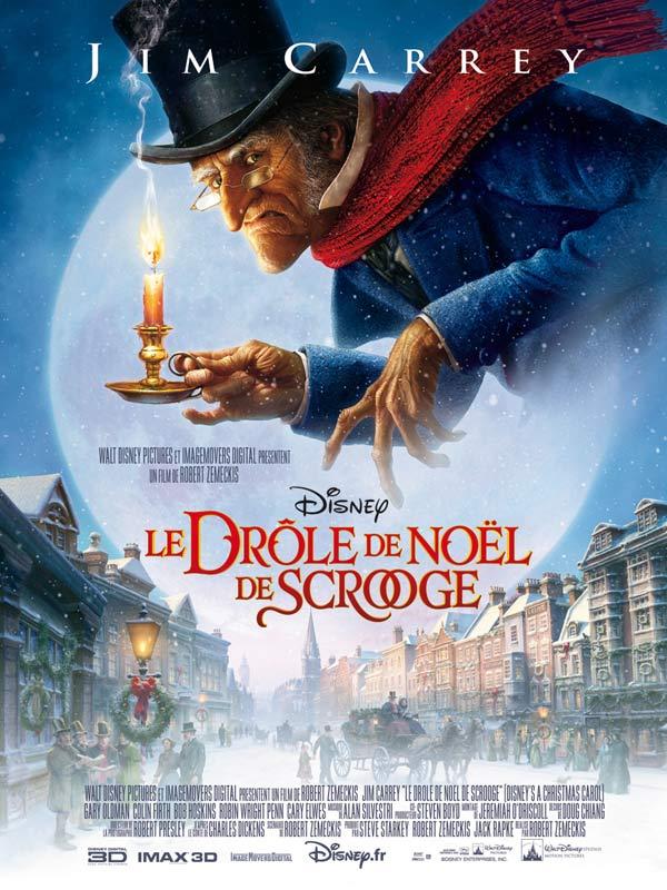Achat Le Drôle de Noël de Scrooge en DVD   AlloCiné
