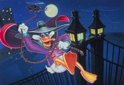 Affiche de la série Darkwing Duck