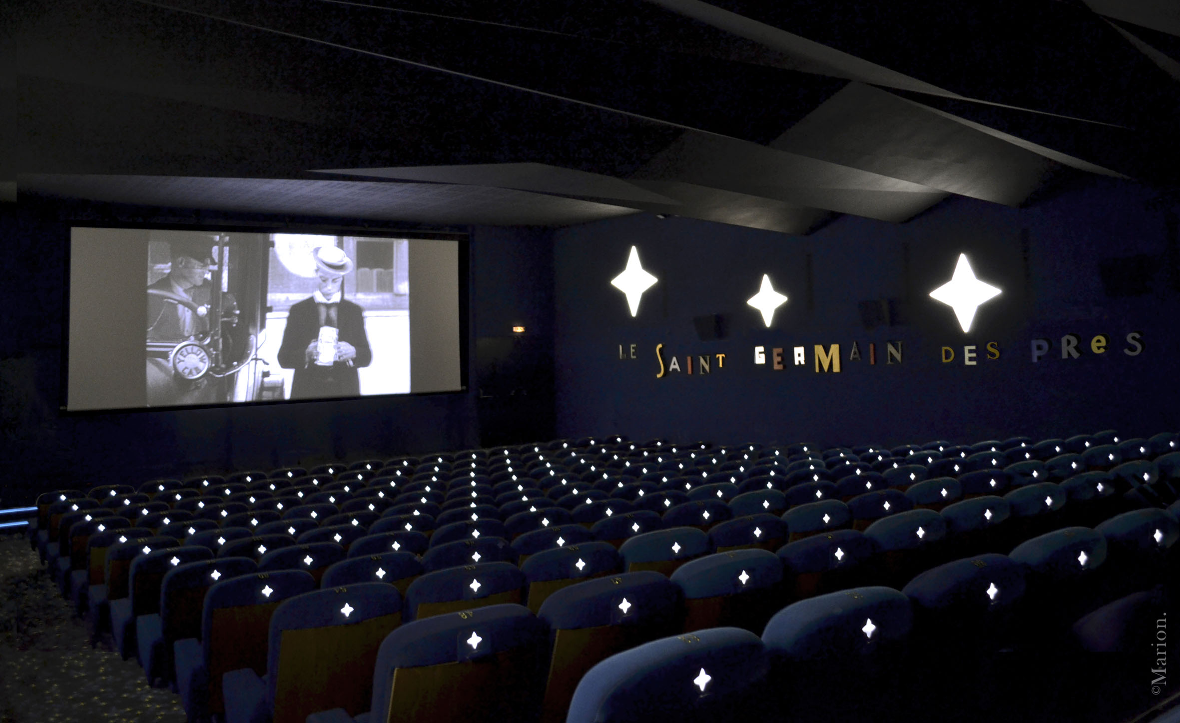 Cinéma Silencio Pop-up à Paris (8 ) - AlloCiné
