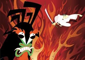 Affiche de la série Samurai Jack