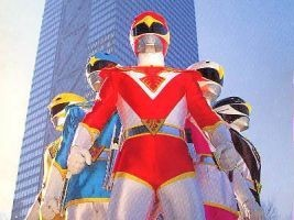 Affiche de la série Chojin sentai Jettoman