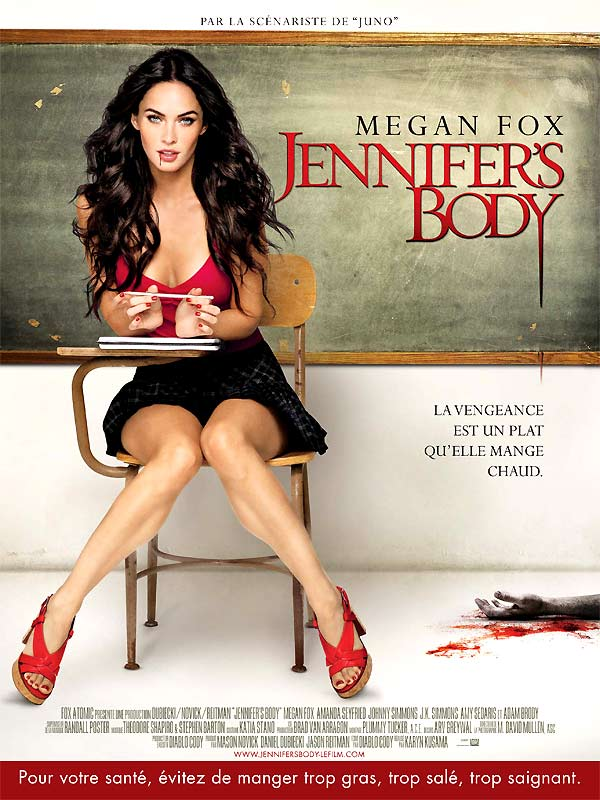 Jennifer S Body En Blu Ray Jennifer S Body Allocine