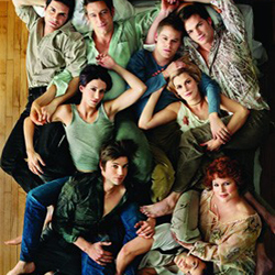 Affiche de la série Queer as Folk (US)