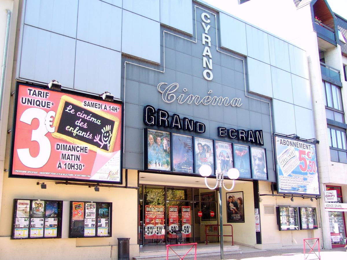 Cinéma Grand Ecran - Bergerac - Cyrano à Bergerac (8 ) - AlloCiné