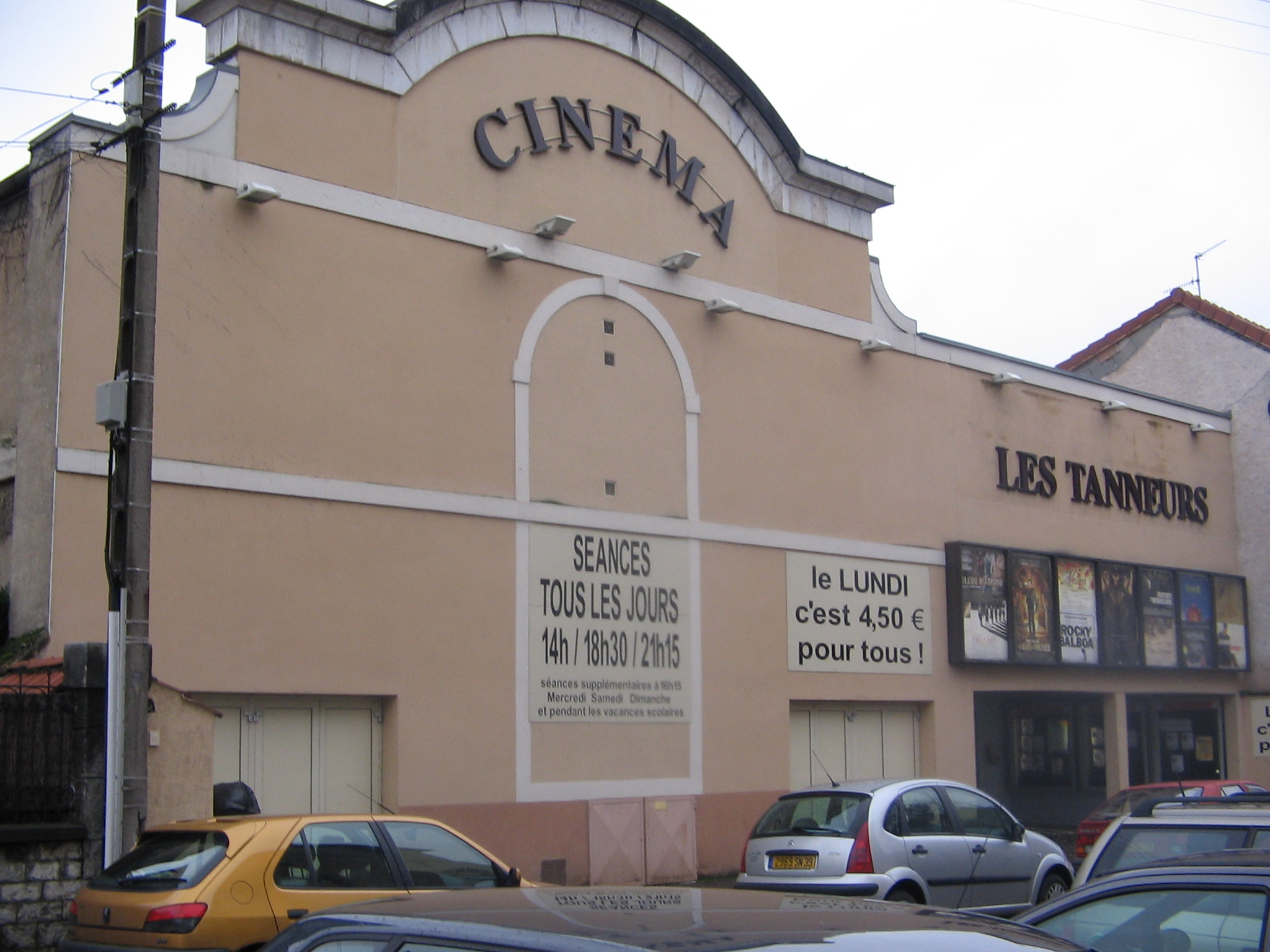 Cinéma Les Tanneurs à Dole (10 ) - AlloCiné