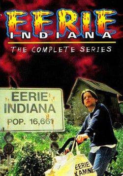 Affiche de la série Eerie, Indiana