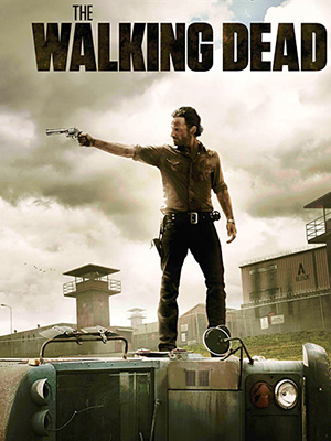 Affiche de la série The Walking Dead
