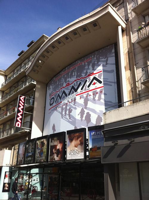 Cinéma Omnia République à Rouen (9 ) - AlloCiné