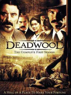 Affiche de la série Deadwood