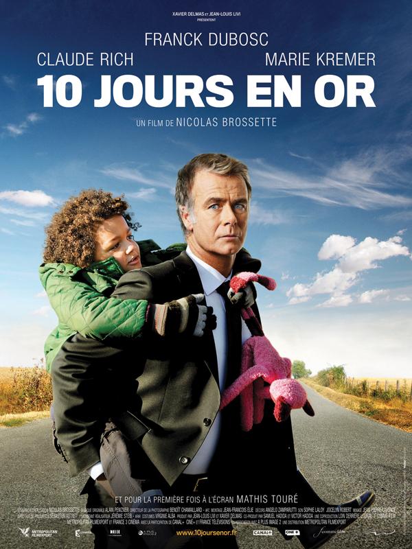 Affiche du film 10 jours en or