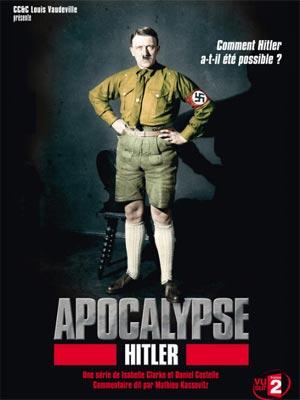 Affiche de la série Apocalypse Hitler