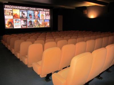 Cinéma Atmosphère à Saint-Genix-sur-Guiers (8 ) - AlloCiné