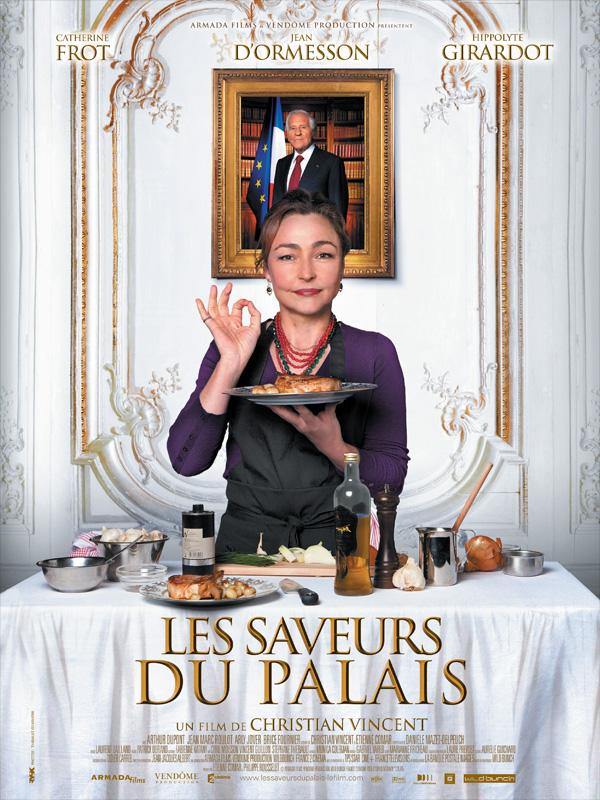 Achat Les Saveurs du palais en DVD - AlloCiné