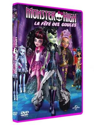 Télécharger Monster High, la fête des goules HD VF