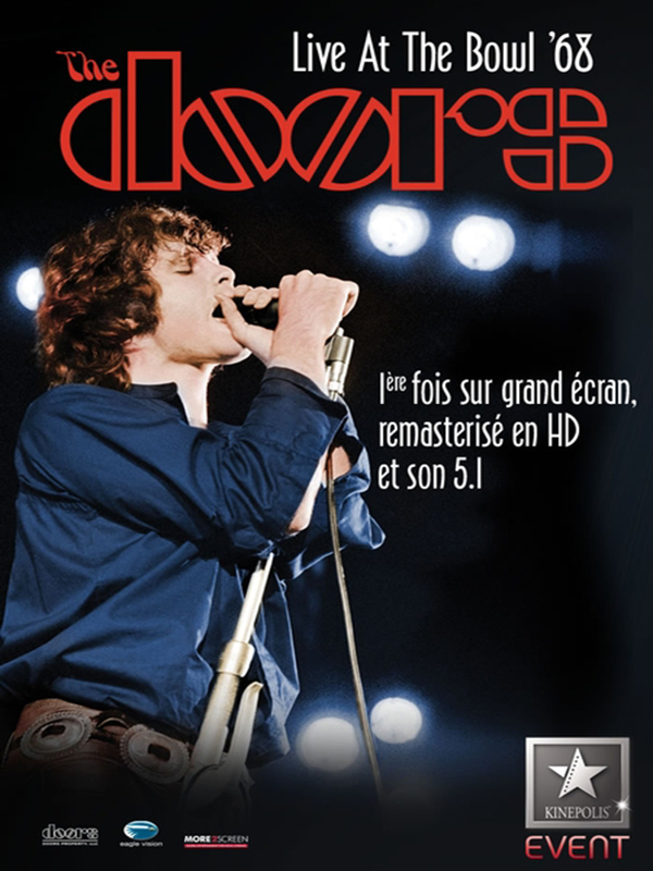 Télécharger The Doors - Live At The Hollywood Bowl 68 (Event Cinemas) Complet DVDRIP Uptobox