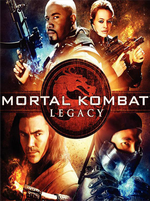 Affiche de la série Mortal Kombat: Legacy