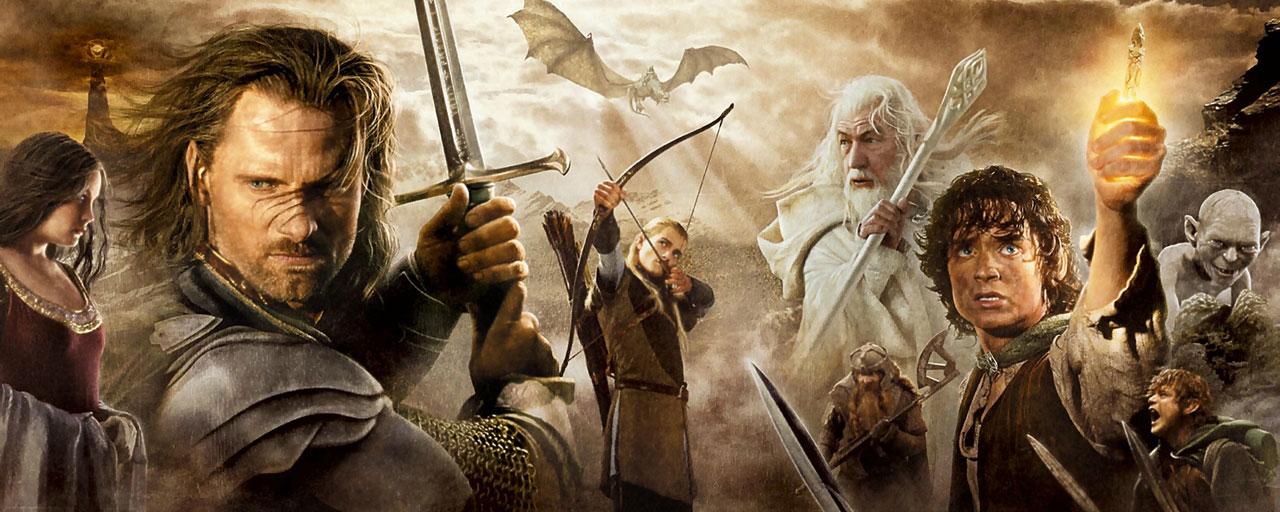 Le Seigneur des anneaux : 5 saisons pour la série Amazon ! - News Séries -  AlloCiné