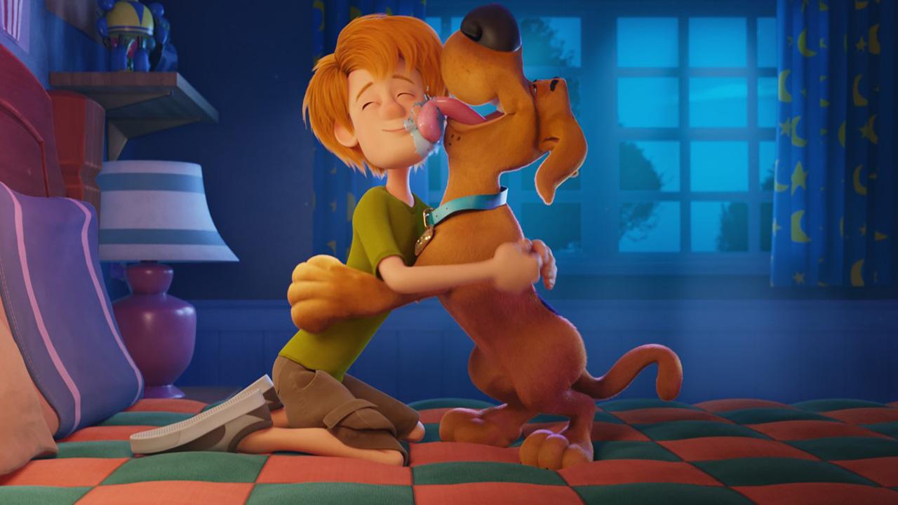 Bande Annonce Scooby Doo Comment Le Chien A Rencontre Samy Et L
