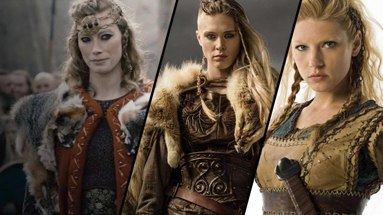 Vikings : le visage d'une femme guerrière reconstitué pour la première fois  - News Séries à la TV - AlloCiné