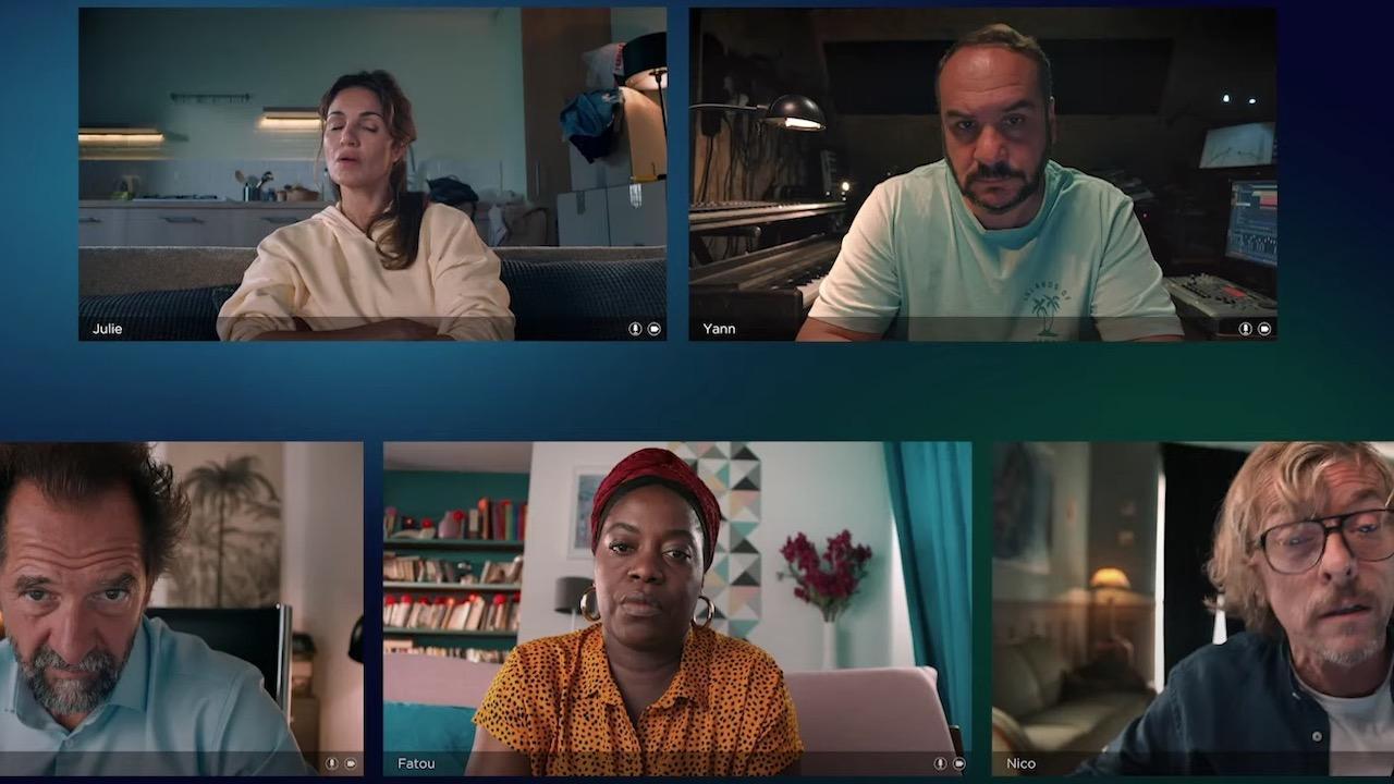 Connectés sur Prime Video : le premier film français sur le confinement -  Actus Ciné - AlloCiné
