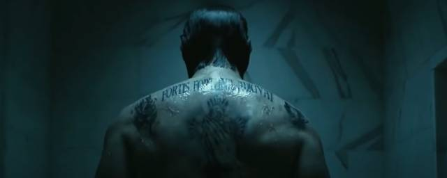 John Wick's tattoo