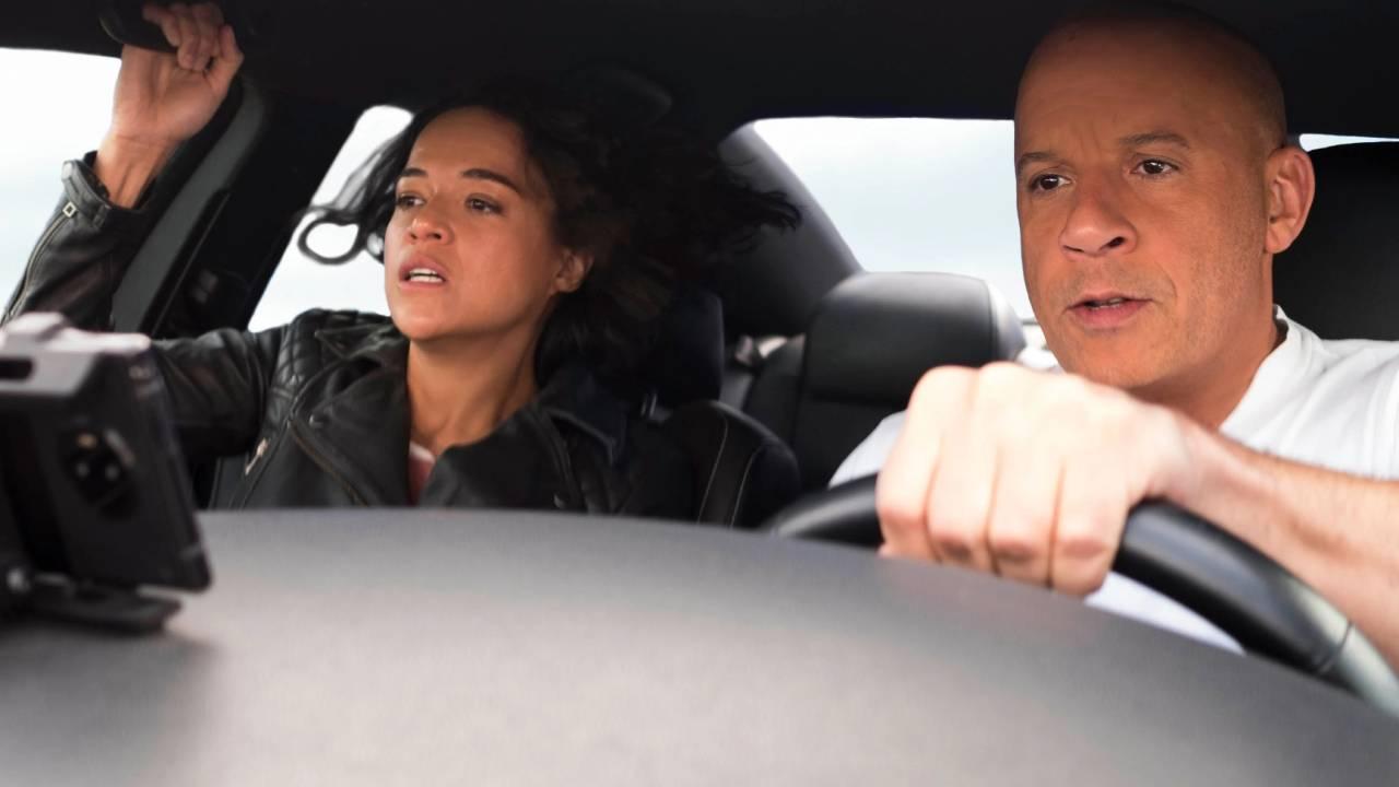 Fast & Furious 9 : comment la folle cascade du nouveau teaser a-t-elle été réalisée ? - AlloCiné