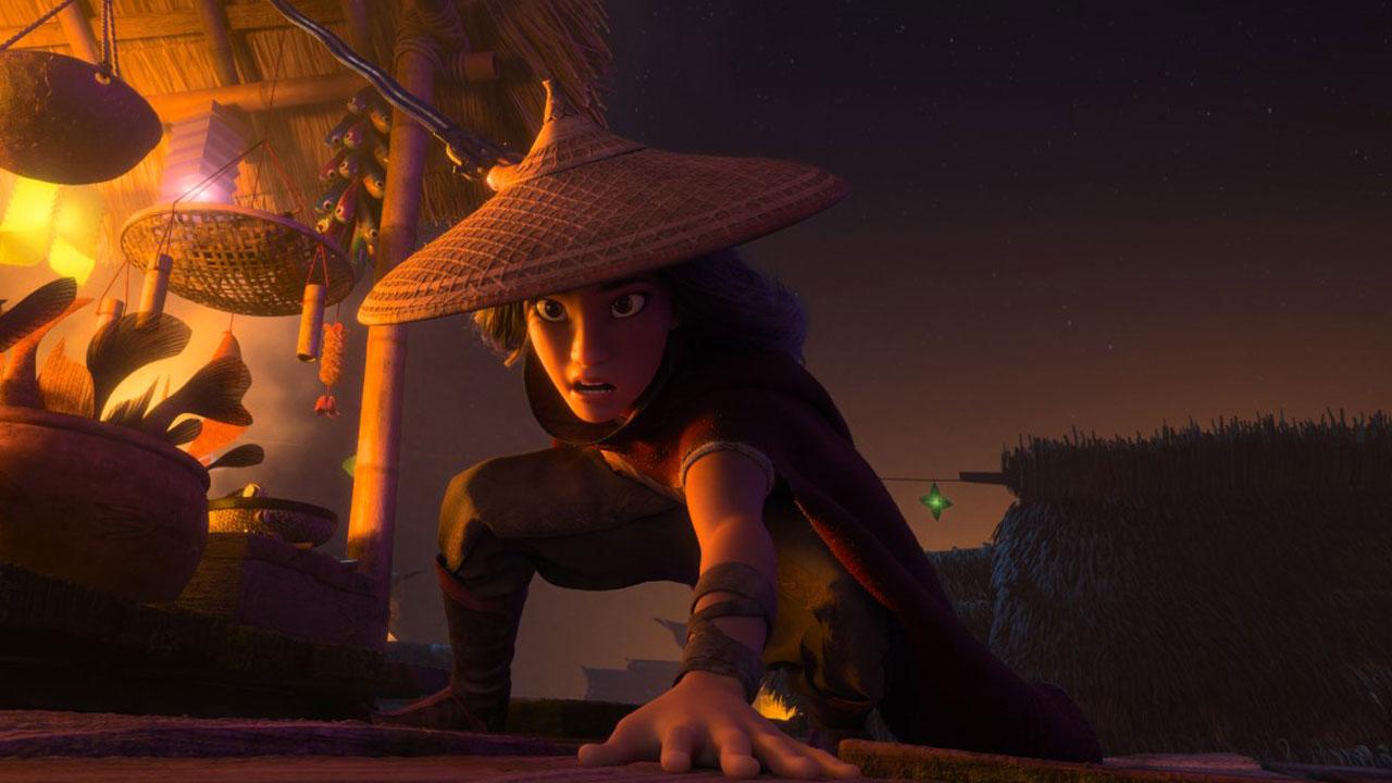 Raya et le dernier dragon : le prochain Disney de nouveau décalé - AlloCiné