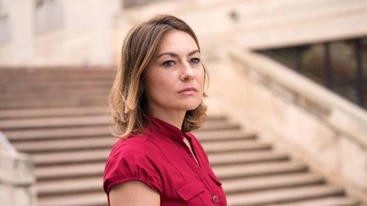 """Un Si Grand Soleil : """"Une belle histoire se profile pour Laetitia"""" selon Shirley Bousquet – News Séries à la TV"""