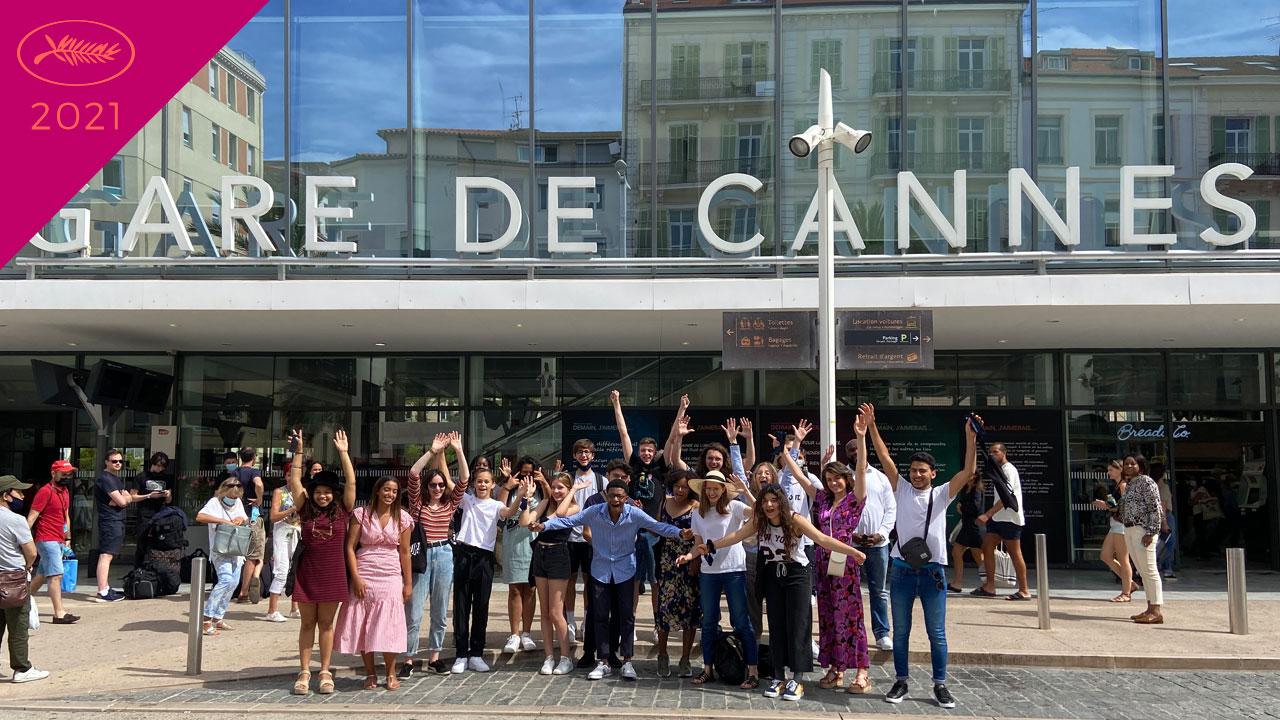 """Le Projet Moteur ! à Cannes 2021 : """"Remettre la Palme d'Or, c'est bien. Vous remettre des prix c'est pas mal aussi !"""""""