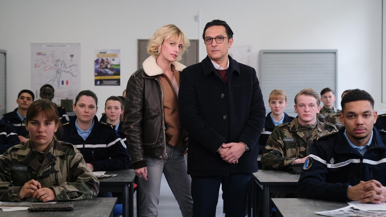 Les Mystères de l'école de gendarmerie : que pense la presse du téléfilm policier avec Sara Mortensen ? – News Séries à la TV