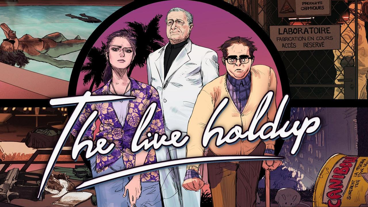 The Live Holdup : on a testé le braquage grandeur nature façon GTA – Actus Ciné