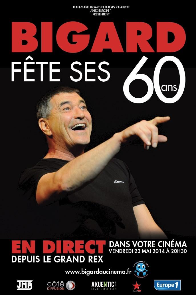 Télécharger Spectacle de Jean-Marie Bigard (Côté Diffusion) Complet DVDRIP Uptobox