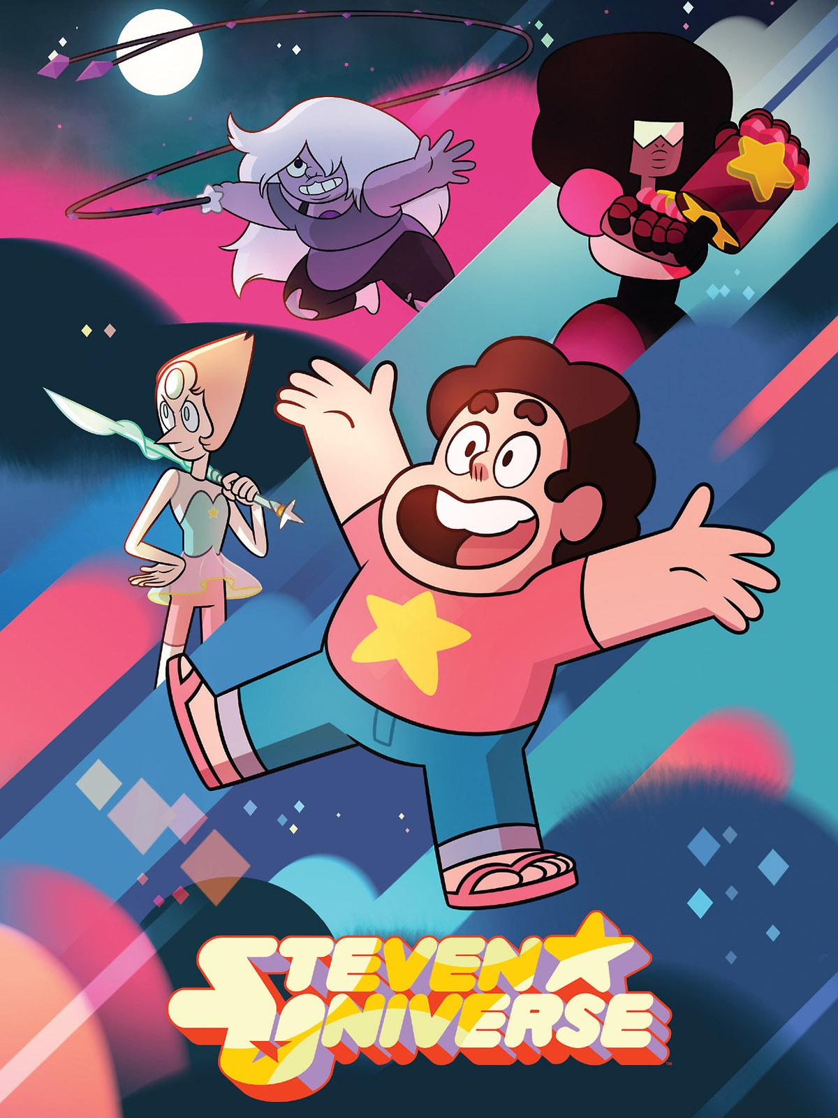 Affiche de la série Steven Universe