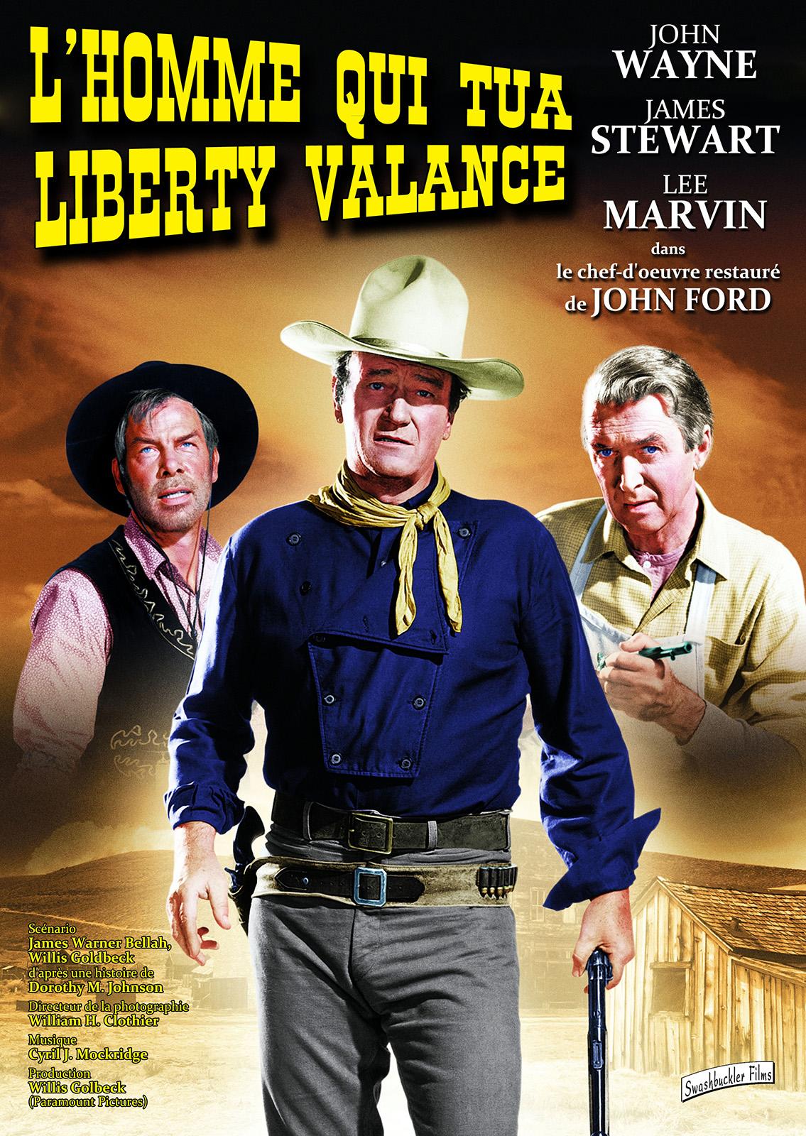 L'Homme qui tua Liberty Valance en Streaming